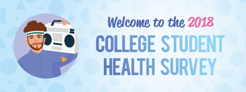 2018 College Student Health Survey