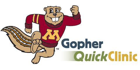 Gopher Quick Clinic Boynton Health