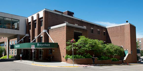 Boynton Health's East Bank Clinic