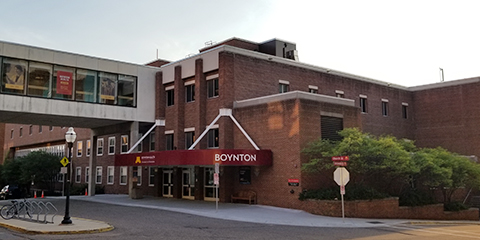 Boynton Health East Bank Clinic